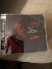 Fred Jackson Hootin' 'N Tootin' Hybrid Stereo SACD Analogue Productions Mint