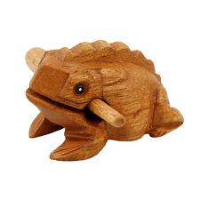 Frog Wooden Croaking Instrument Musical Sound Handcraft Tea Tray Decor Croaker