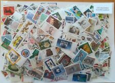 1500 verschiedene Briefmarken different Stamps Bund BRD Germany postfrisch mnh