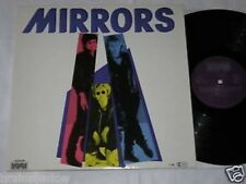 MIRRORS same LP Bellaphon Rec. GER 1984