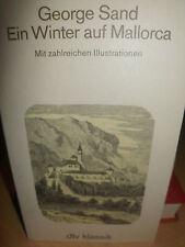 Ein Winter auf Mallorca, von George Sand, aus dem dtv Klassik Verlag