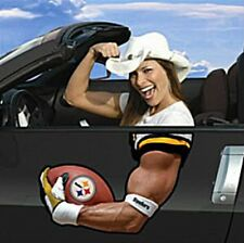 Pittsburgh Steelers NFL Car Truck Arm Magnet Bright Colors