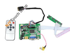 HDMI VGA AV Remote LCD Controller Board For LTN116AT01 LTN116AT01-201 1366X768