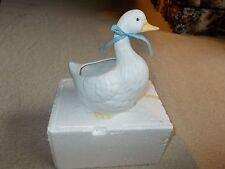Homco Goose Planter Nib