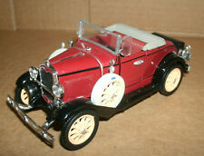 1/32 Scale 1931 Ford Model A Convertible Roadster Diecast Model Car - New-Ray