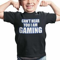 Gifts For Boys Cant Hear You Im Gaming Tshirt Gaming Gifts Gifts for Gamers Kids