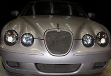 Jaguar S-Type R Lower Bumper Wire Mesh Grille 2005 2006 2007 models