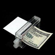 1 Pcs Money Printing Machine Money Maker Easy Magic Trick Toys Magician Props UK