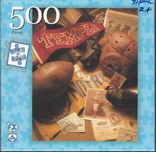F.X. Schmid ~ Football Memorabilia ~ 500 Piece Puzzle - Used