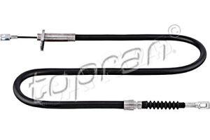 Left Rear Parking Brake Cable Fits MERCEDES C140 W140 1404201985