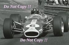 Graham Hill Lotus 49 Mexican Grand Prix 1967 Photograph