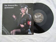 """FUNKMEISTER 12"""" DEBAUCH MIX ryker m2 ......45rpm / rock"""