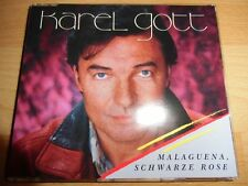 Karel Gott - Malaguena Schwarze Rose *MINT*1992*GERMANY* TOP SCHLAGER SINGLE CD