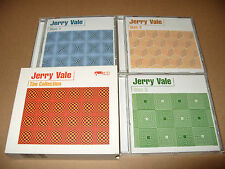 Jerry Vale - Collection The (2004) 3 cd box set 60 tracks Ex Condition
