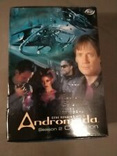 Andromeda - Complete Season 2 Collection DVD 5-Disc Box Set