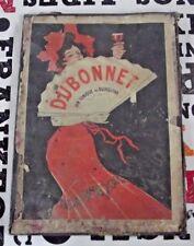 Ancienne Publicité Dubonnet Vin Tonique au Quinquina .Old Photographic Advertise