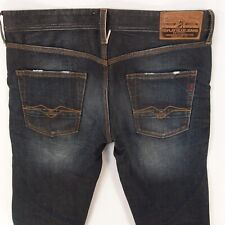 Mens Replay MA986 WILLHAM Stretch Slim Straight Blue Jeans W32 L34