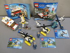 Lego Lot City 3366 30222 30311 30314 SATELLITE LAUNCH PAD GO KART RACER Sets