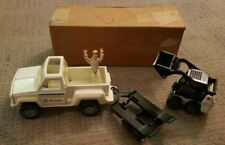 BELL SYSTEM TELEPHONE TRUCK VINTAGE WITH ACCESSORIES