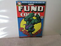 More Fund Comics CBLDF (2003) Sky Dog Press George Perez Hulk Cover NM-