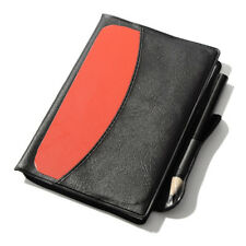 2018 Soccor Referee Penalty Pencil Wallet Pad Red Card Sports E&F