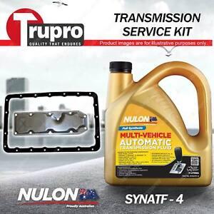 SYNATF Transmission Oil + Filter Kit for Toyota 4Runner LN RN VZN 130 Dyna 100
