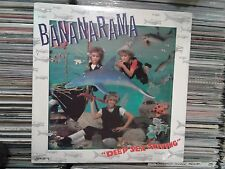 BANANARAMA LP DEEP SEA SKIVING SHY BOY, YOUNG AT HEART, DOCTOR love Mint SEALED