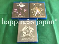 Queen Primevision Original Blu-ray Alternate Flex Deluxe Video Collection BDR