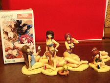 Onegai teacher PLEASE! Maillot de bain une pièce trading figures Kotobukiya Bandai sexy