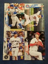 2020 Topps Series 2 Base 551-700 Veterans Rookies Pick Your Card