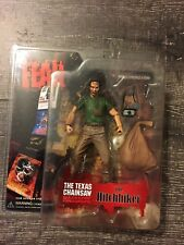 New Mezco Cinema Of Fear Texas Chainsaw Massacre The Hitchhiker Figure Sealed