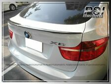 Carbon Fiber OE Performance Look Trunk Lip Spoiler For 08-13 BMW E71 X6 M