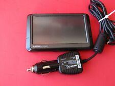 GARMIN NUVI 255W GPS Portable Car Navigation DC Power Adapter 320-00239-24BUNDLE