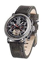 Ingersoll Armbanduhr Herrenuhr Automatik Princeton  Edelstahl Datum IN1827BKCR