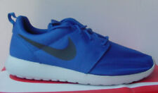 Nike Men's Shoe Royal Blue Roshe One Black Sneaker 511881-417 Sz 8.5 - 11 NIB
