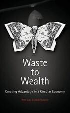 WASTE TO WEALTH - LACY, PETER/ RUTQVIST, JAKOB - NEW HARDCOVER BOOK