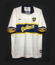 1998 Boca Juniors Away Shirt soccer jersey 10 Maradona All Sizes By Nike
