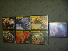 GraphicAudio Lot CD 7 AUDIO BOOK SETS SEE PICS FREE SHIPPING ON BUY IT NOW!