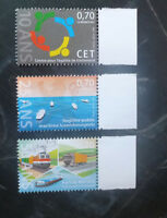 2016 LUXEMBOURG COMMEMORATIVES SET OF 3 MINT STAMPS MNH