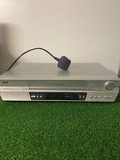 More details for jvc hr-v715ek video cassette recorder vhs player ntsc nicam tvlink best picture