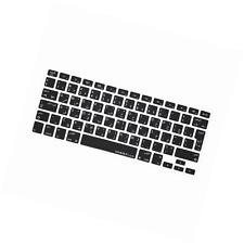 "MiNGFi Arabic Keyboard Cover for MacBook Pro 13"" 15"" 17"" Aluminum Unibody"