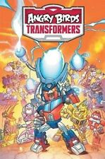 Angry Birds / Transformers Age Of Eggstinction