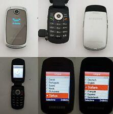 CELLULARE SAMSUNG SGH E790 GSM UNLOCKED SIM FREE DEBLOQUE