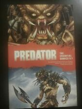 Dark horse comics predator Trade Paper Back Tpb The Essential Comics Vol 1