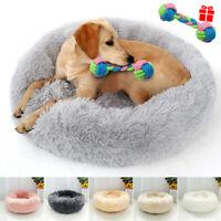 Plush Pet Cat Dog Sleeping Bed Nest Mattress Cushion Mat with Free Bone Dog Toys