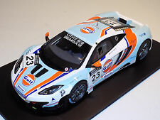 1/18 True Scale Models TSM McLaren MP4-12C GT3 #23 2012 Macau GP TSM131813R