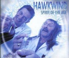 HAWKWIND Spirit Of The Age 2005 Three Track UK CD  NEW / Unplayed  HAWKVP55CD1
