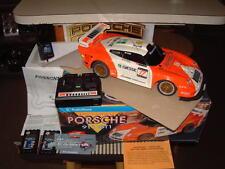 PORSCHE 911 GT1 RADIO SHACK R/C 1:12 SCALE LE MANS '97 GIESSE #17! SWEET W/BOX!