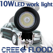 10W 800LM Cree LED Flood Work Light lamp Offroad Vehicle Driving Boat ATV Bike