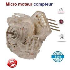 2 Micro moteur Entier Neuf Original pour compteur 206 806 Ulysse Zeta Evasion